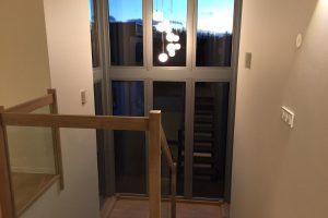 Ąžuoliniai masyvo laiptai (Norvegija)