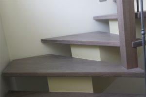 Ąžuoliniai masyvo laiptai