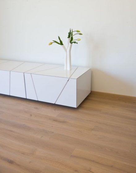 Medinės ąžuolinės grindys: 3417 Pilka.