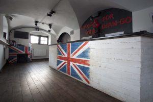Ąžuolinė grindinė lenta, spalva 3490 Juodmedis
