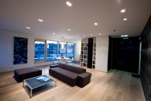 Projektas Centro namas