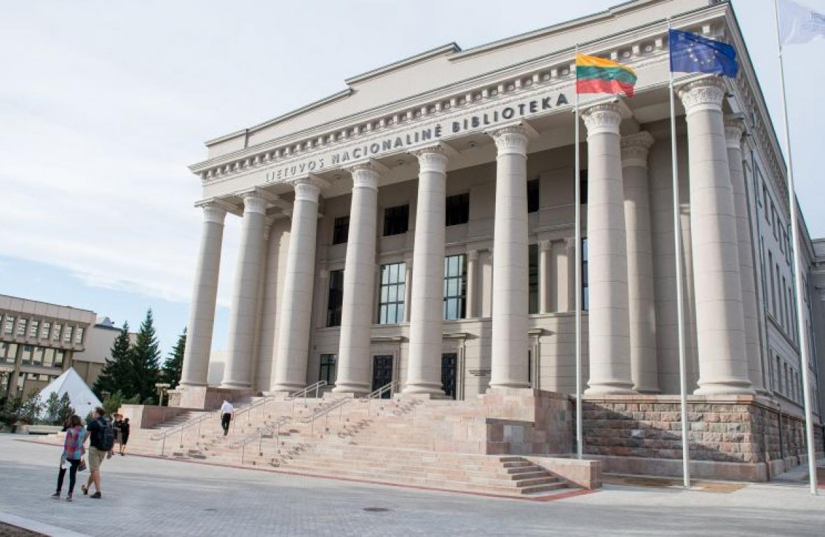 Lietuvos nacionalinės M. Mažvydo bibliotekos rekonstrukcija