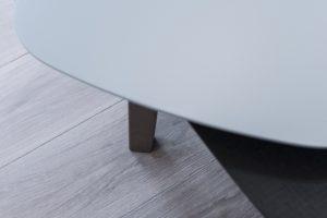 Ąžuolinės grindys, alyvuotos, spalva 3408 Balta