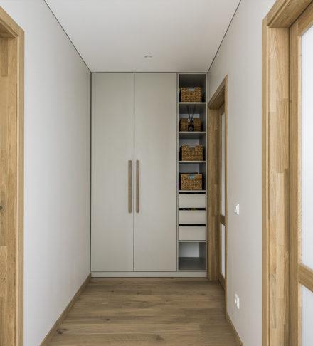 Medinės vidaus durys iš ąžuolo D2F D2S Pure Nature P-5200 Medžio stilius