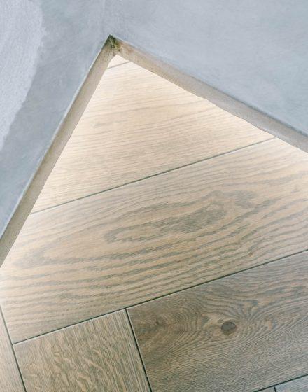 Medinės grindys: spalva Pilka Basalt 3474.