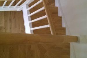 Laiptai RAL9003