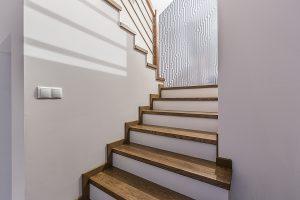 Ąžuoliniai masyvo laiptai (Lenkija)