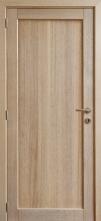 Ąžuolinės vidaus durys-D1F2