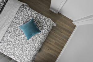 """Ąžuolinė grindinė, alyvuota, spalva 3477 Pilka """"Graphite"""""""