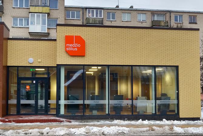 Naujas salonas Panevėžyje