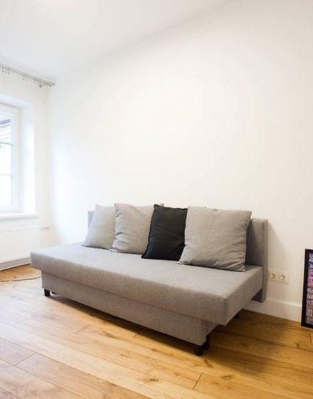 Medinės ąžuolinės grindys: Bespalvė alyva 3305.