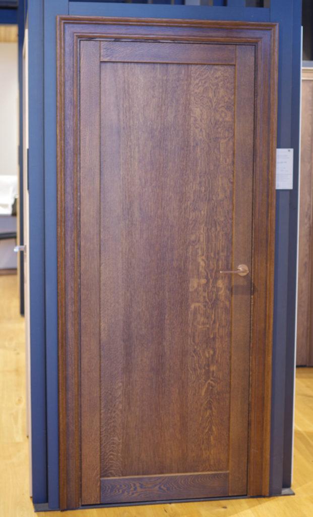medines durys modernios klasikines Medzio stilius D1F Chiana T2895