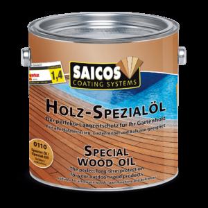 SAICOS Special Wood Oil, 2,5 l