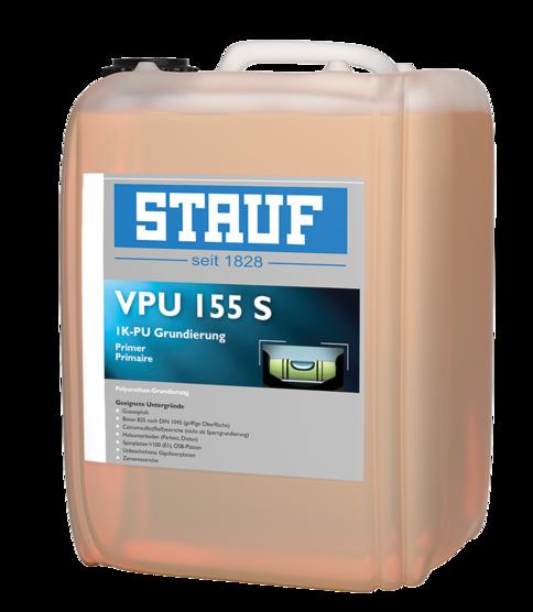 Stauf gruntas VPU-155 S, 11 kg
